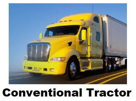 Conventional Tractor