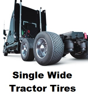 Single Wide Tires