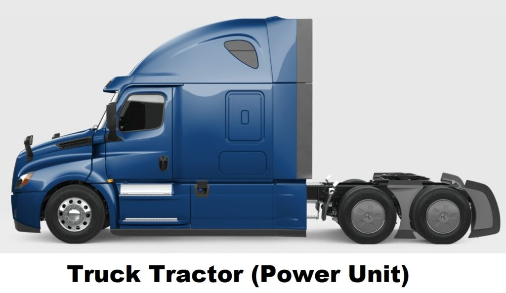 Truck Tractor (Power Unit)